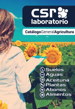 Análisis Agrícolas