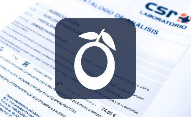 Catálogo de Análisis para Plan de Abonado Olivar