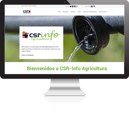 CSR-Info Actualidad Agricultura